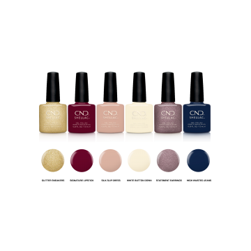 CND Shellac Party Ready Collectie