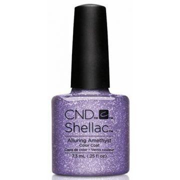 CND Shellac Alluring Amethyst 7,3ml