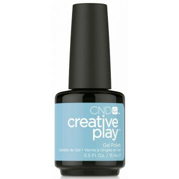 CND Creative Play Gel Polish-Amuse Mint 15ml