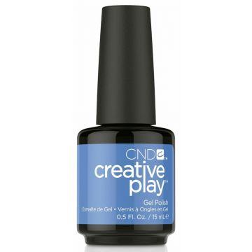 CND Creative Play Gel Polish-Aquaslide 15ml