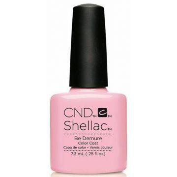 CND Shellac Be Demure 7