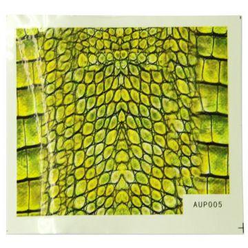 Water Decals Slange Print