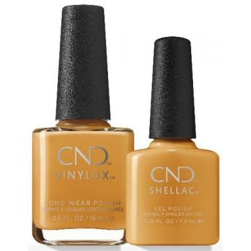 CND Duo KIt Shellac & Vinylux Candellight