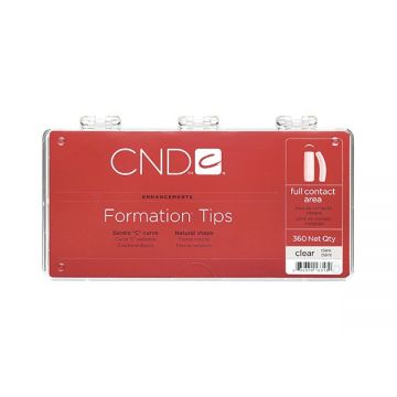 CND Formation Clear (360 pack)
