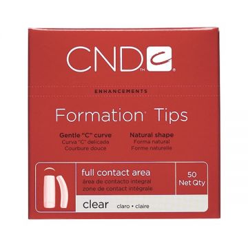 CND Formation Clear N8