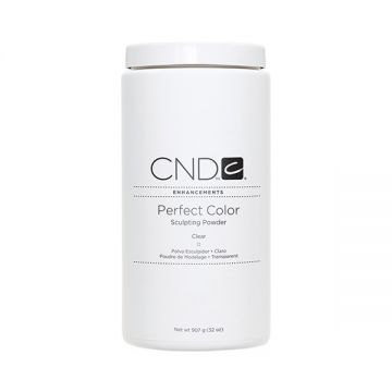 CND Perfect Color Sculpting Powder Clear 907g