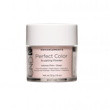 CND Perfect Color Sculpting Powder Intense Pink - Sheer 22g