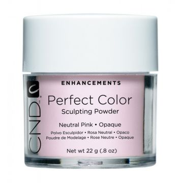 CND Perfect Color Sculpting Powder Neutral Pink - Opaque 22g