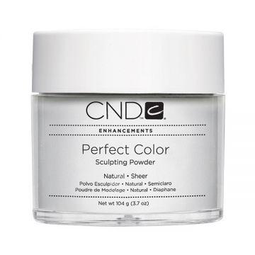 CND Perfect Color Sculpting Powder Natural - Sheer 104g