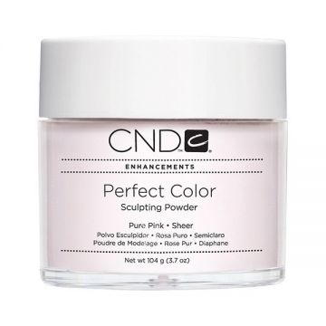 CND Perfect Color Sculpting Powder Pure Pink - Sheer 104g