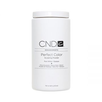 CND Perfect Color Sculpting Powder Pure White - Opaque 907g