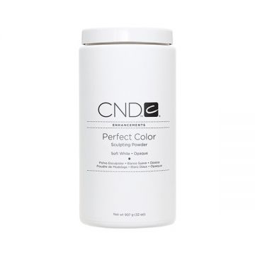 CND Perfect Color Sculpting Powder Soft White - Opaque 907g