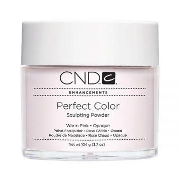 CND Perfect Color Sculpting Powder Warm Pink-Opaque 104g
