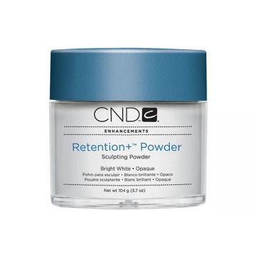 CND Retention+ Powder Bright White - Opaque 104g