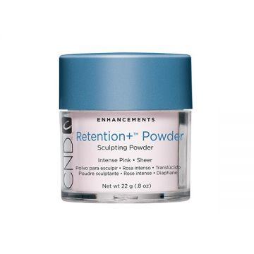 CND Retention+ Powder Intense Pink - Sheer 22g