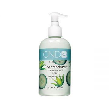 CND Scentsations Cucumber & Aloe Lotion 245ml