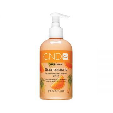 CND Scentsations Tangerine & Lemongrass Lotion 245ml