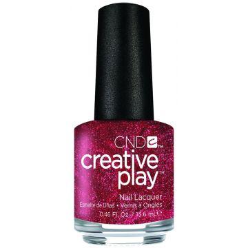 CND Creative Play Crimson Like It Hot 13,6ml
