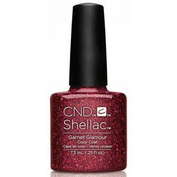 CND Shellac Garnet Glamour 7