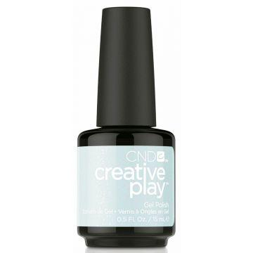 CND Creative Play Gel Polish-Isle Never Let You Go 15ml