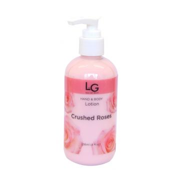 L&G Lotion Crushed Roses 236ml