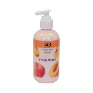 L&G Lotion Fresh Peach 236ml
