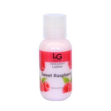 L&G Lotion Sweet Raspberry 60ml