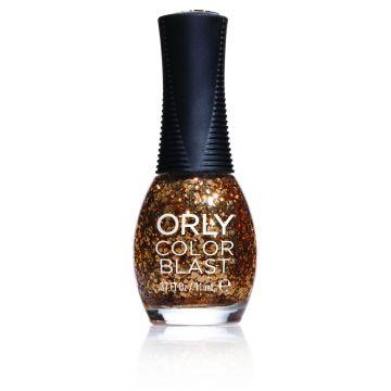 Orly Color Blast Bronze Chunky Glitter 11ml