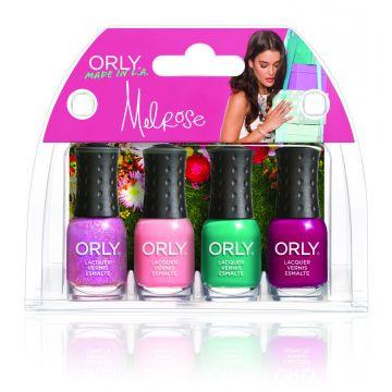 Orly Mani Mini kit Melrose