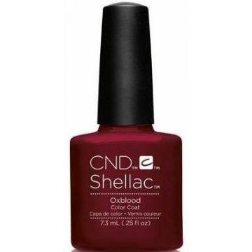CND Shellac Oxblood 7