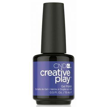 CND Creative Play Gel Polish-Party Royality 15ml