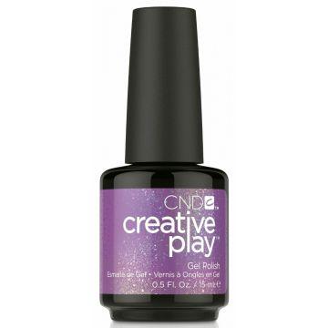 CND Creative Play Gel Polish-Positively Plumsy 15ml