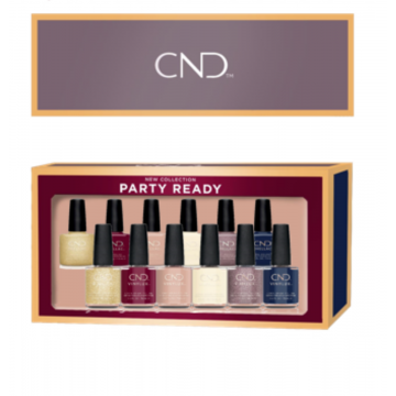 CND Shellac & Vinylux  Party Ready Collectie
