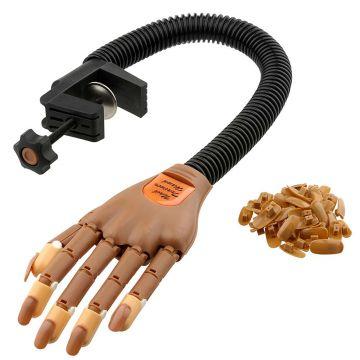 Nail Trainerkit + 100 nagelbedjes
