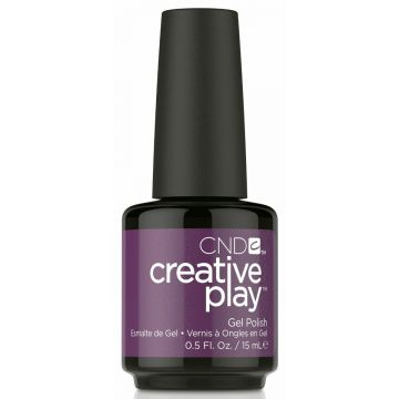 CND Creative Play Gel Polish-Raisin Eyebrows 15ml