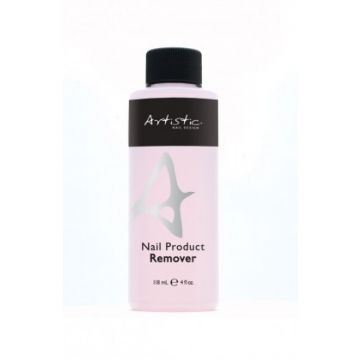 Artistic Colour Gloss Gel Nail Product Remover 120ml