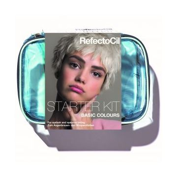 RefectoCil Starters  Basic Kit