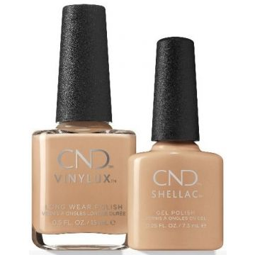 CND Duo Kit Shellac & Vinylux Wrapped in Linen