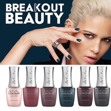 Breakout Beauty Collectie Colour Gloss