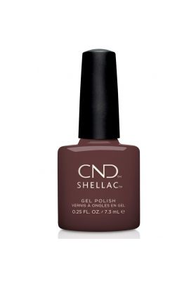 CND Shellac Iced Coral 7