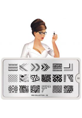 MoYou Hipster 15 Stamping Plates