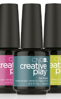 Een flesjes CND Creative Play