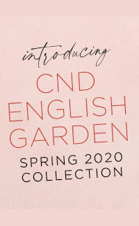 CND Shellac English Garden Colllection