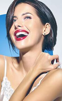 IBD LED/UV Builder Gels, lachende jonge vrouw