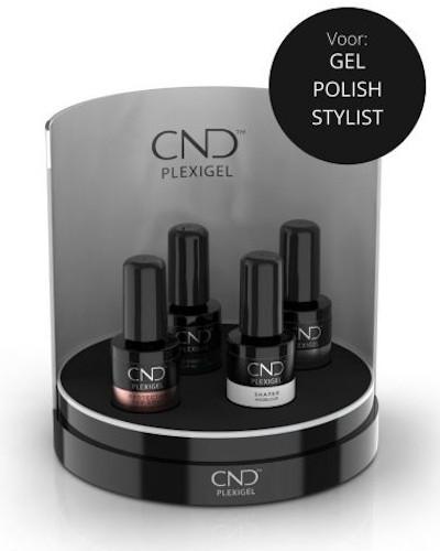 CND Plexigel voor de gel poslish stylist