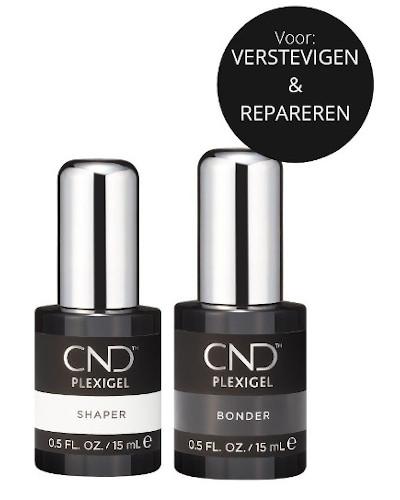 CND Plexigel voor verstevigen en herstellen