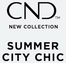 CND Summer City Chic Logo