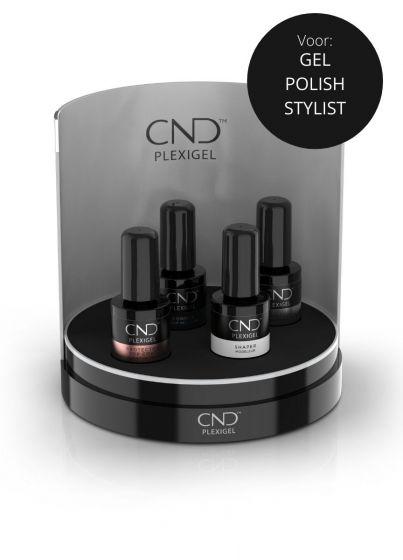 CND Flexigel  voor de Gel Polish Styliste