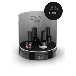 CND Flexigel  voor de nieuwe Styliste